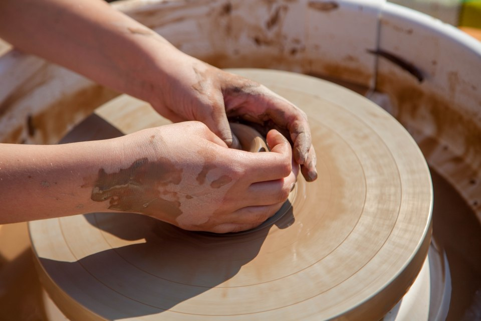 Keramikas darbnīca